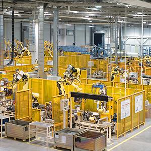 Construction de machines et équipements