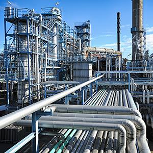 Industrie pétrolière et gazière