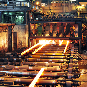 Industrie sidérurgique et métallurgique
