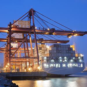 Shipbuilding, ports and shipyards