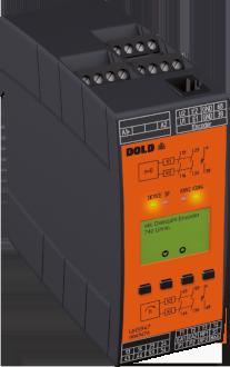 Standstill / speed monitoring