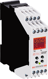 Multifunctional measuring relays